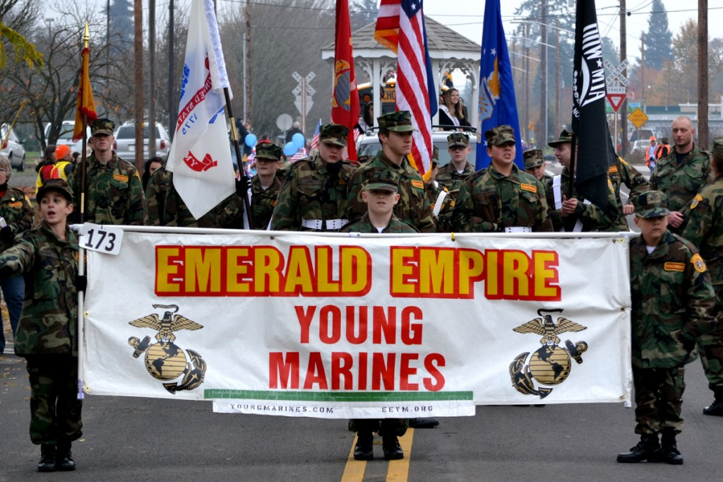 Emerald Empire Young Marines